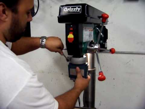 How To Make A Multiple Spindle Head Drill Press A Single