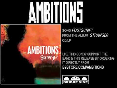 Postscript by Ambitions