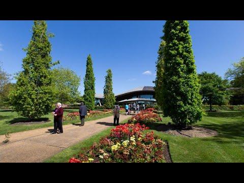 """Savill  Garden هل زرت """"حديقة ساڤيل"""" في بارك ويندزر الملكية غرب لندن؟"""