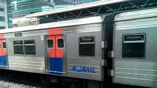 KORAIL 1호선 ( 韓国鉄道公社1号線311000系) 신도림역 출발영상