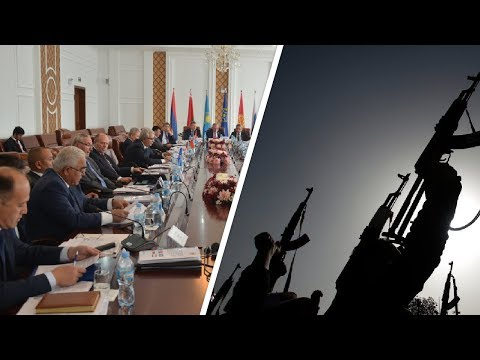 Борьба с терроризмом и другие острые темы саммита ОДКБ в Душанбе