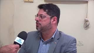 Dr. Gledson Pereira aponta ações desenvolvidas no seu mister na promotoria pública de Alto Santos.