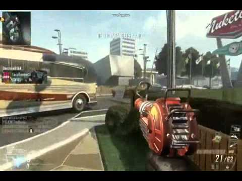 Call of duty Black ops 2: Ray Gun in Multiplayer glitch 2013