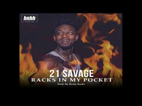 21 Savage Racks In My Pocket
