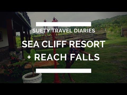 Suety Travel Diaries Sea Cliff Resort and Reach Falls Trip