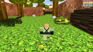 Metal Gear Solid 3: Roblox Style!! (HD)
