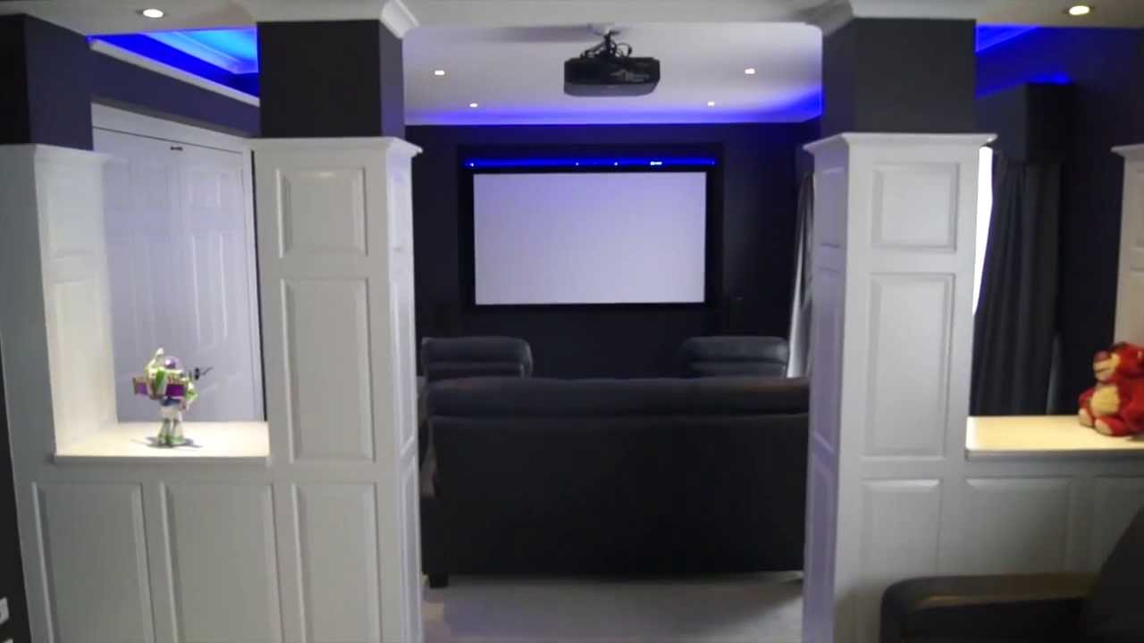 home theater led lighting. LED Strip Lights - The Basics | My Home Theatre Build (part 9) YouTube Theater Led Lighting M