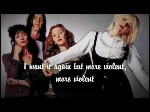 Hole - Violet (Karaoke/Instrumental with lyrics)