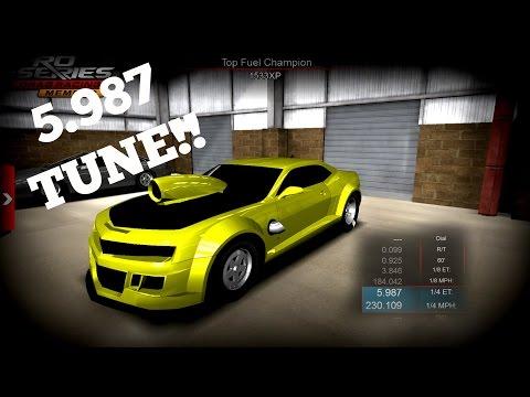 Twin Turbo 5th Gen Camaro - Street Car 5.987 Tune!!! - Pro Series Drag Racing