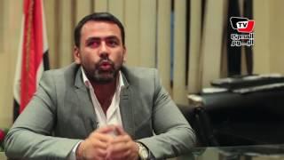 «الحسيني» يروي تفاصيل الصعوبات التي واجهها في فيلم «التنظيم»