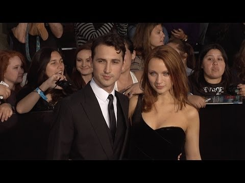 Ben LloydHughes and Emily Berrington DIVERGENT World Premiere Arrivals