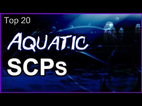 Top 20 Aquatic SCPs