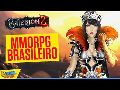 Balerion2 - Conheça o jogo - MMORPG Brasileiro  - Conversa com Admin