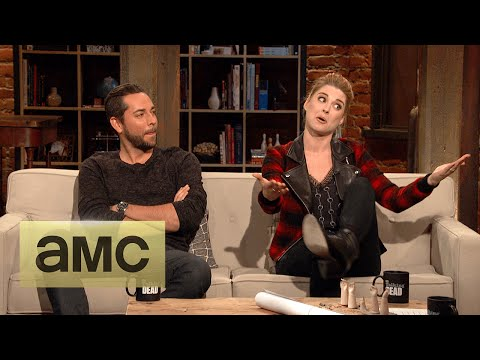 Highlights: Episode 605: Talking Dead: Alexandra Breckenridge on Rick and Jessie