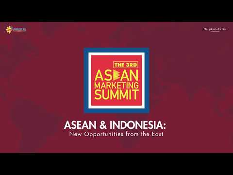 ASEAN Marketing Summit 2017: Greetings From Hermawan Kartajaya #AMS2017
