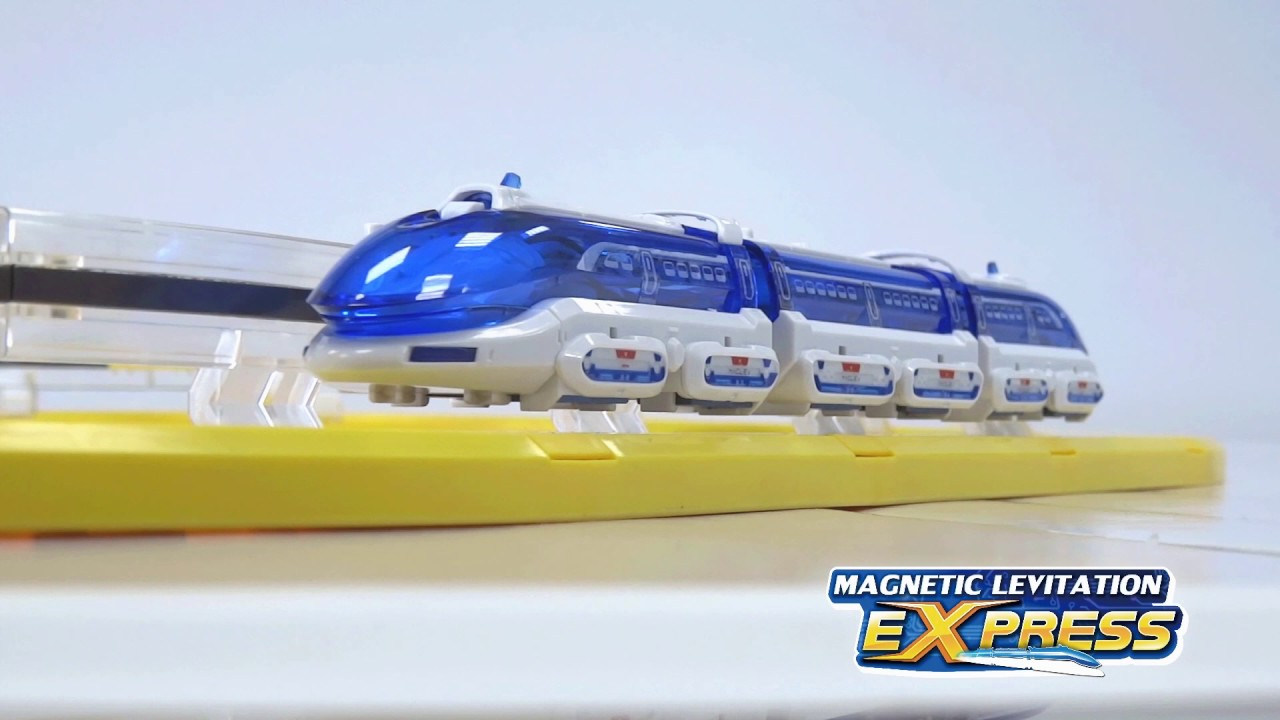 Electromagnet Train Magnetic Levitation Express Kit