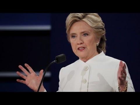 CNN/ORC poll: Hillary Clinton won all three debates