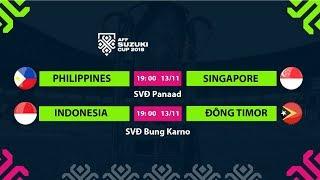 AFF Cup 2018, bảng A: Chủ nhà Malaysia và Myanmar khó khăn vượt qua đội tuyển Lào và Campuchia