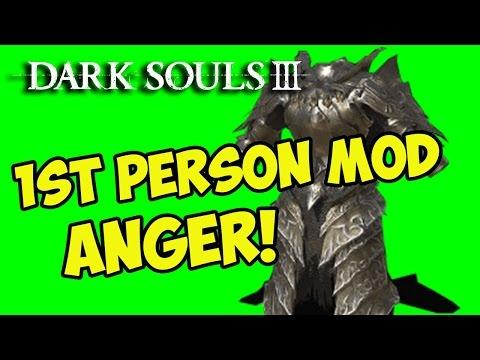 DRAGONSLAYER ARMOR RAGE! 1st Person Dark Souls 3 NG+ (#11)