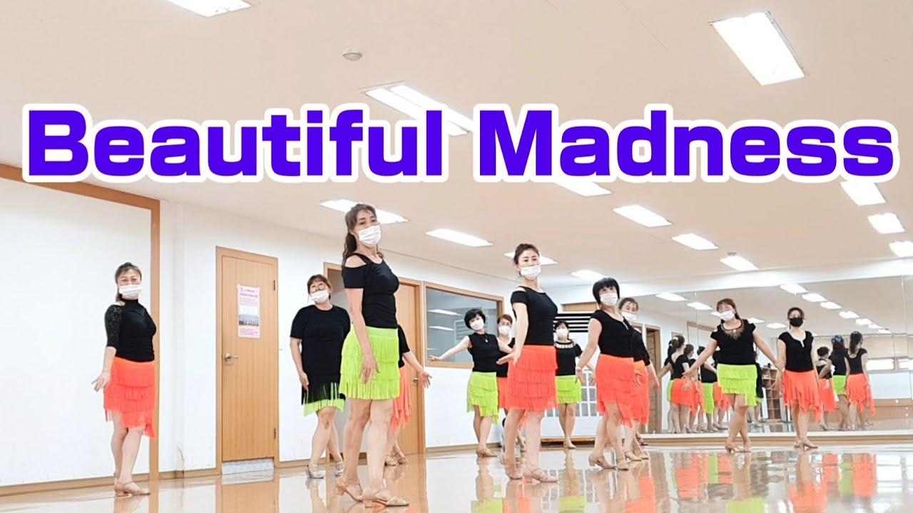 Beautiful Madness - Line Dance (Intermediate Level)
