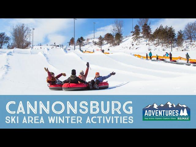 Cannonsburg Winter Fun!