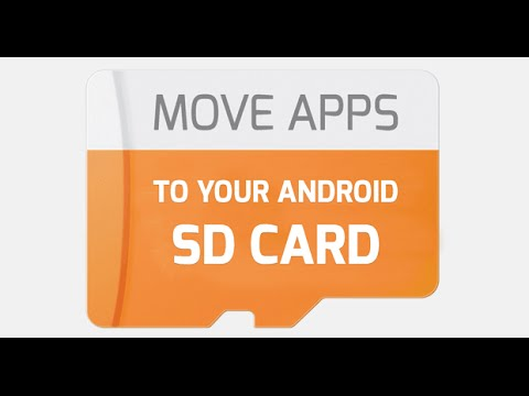 How to move an app from phone memory to SD Card  Simplified