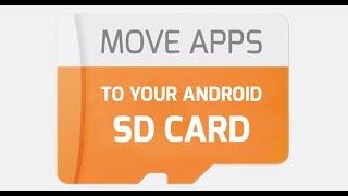 How to move an app from phone memory to SD Card - Simplified