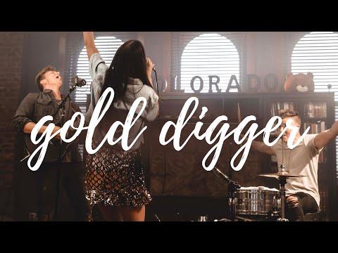 """Kanye West - """"Gold Digger"""" Tyler Ward Kolby Koloff Jason LoCricchio & TheNashvilleFamily Cover"""