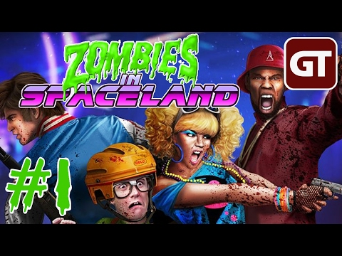 Zombies in Spaceland - #1 - Noob-Alarm im Freizeit-Park - CoD: Infinite Warfare: Zombie-Modus