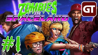 Thumbnail für Zombies in Spaceland