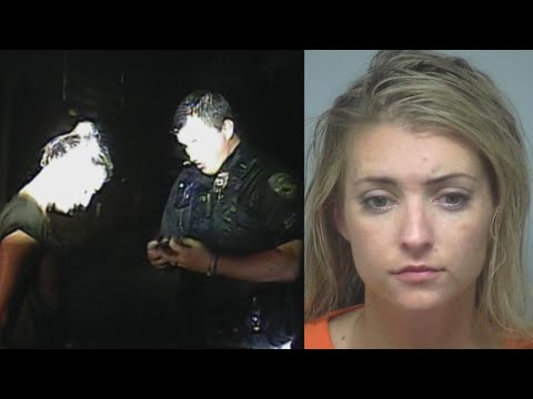 Woman Tells South Carolina Cops She's Too 'Pretty' for Jail After Being Pulled Over