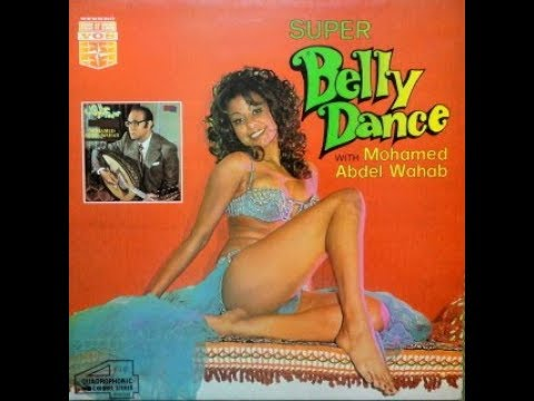 تحية إلى محمد عبد الوهاب  رقص شرقي موسيقى جميل جدا ❤♫❤ Belly Dance Music of Mohammed Abdel Wahab