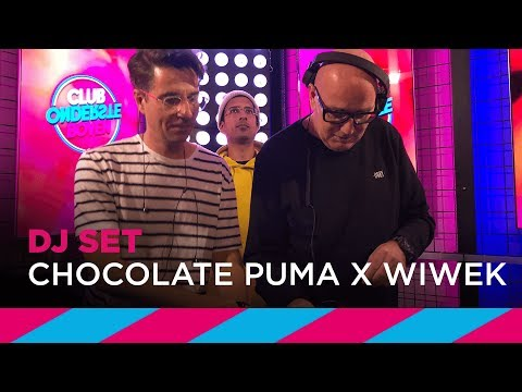 Chocolate Puma B2B WIWEK (DJ Set)   SLAM!