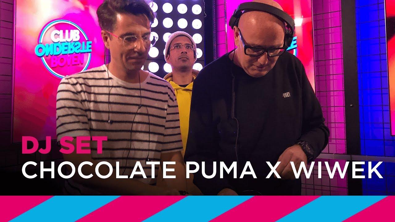 aea1aca16bd2 Chocolate Puma B2B WIWEK (DJ Set)