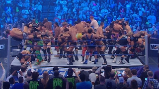 Historical 41-Man Battle Royal: SmackDown, Oct. 14, 2011 thumbnail