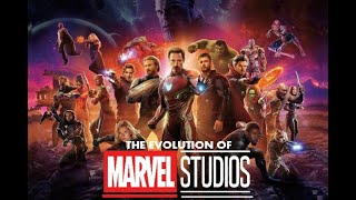 The Evolution Of Marvel Cinematic Universe Films (2008 - 2019)