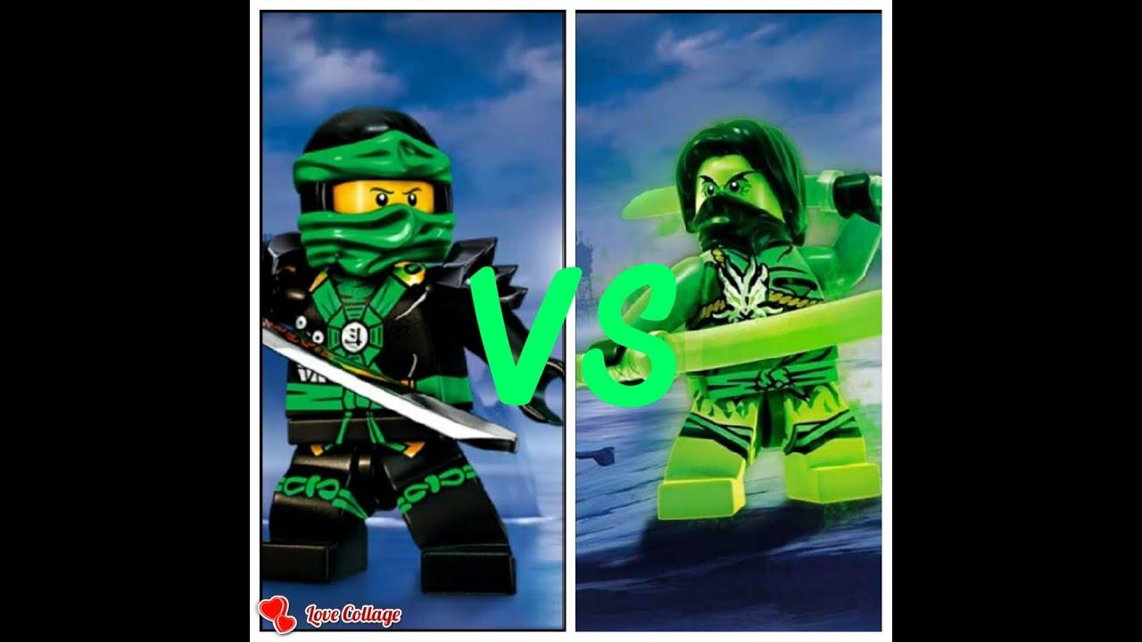 lego ninjago lloyd vs morro  youtube