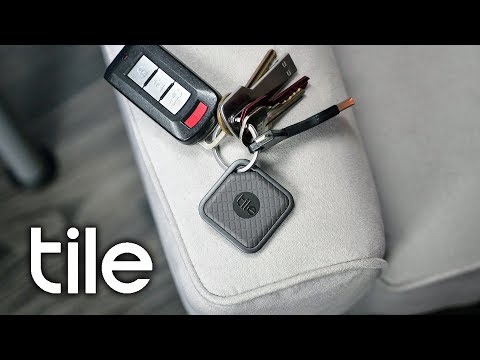 Are Bluetooth Trackers Worth It? | Tile Pro Series Sport & Style Review! (GIVEAWAY?)