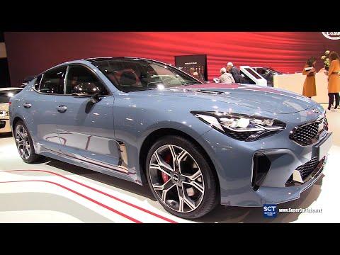 2020 Kia Stinger Gt Wagon Isn T She A Beaut Leith Cars Blog