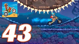 Moto X3M Bike Race Game COOL MATH - Gameplay Android & iOS game - moto x3m