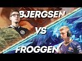 Froggen - SHOWING BJERGSEN HOW IT'S DONE!
