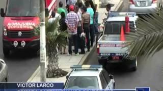 VÍCTOR LARCO: Cámara captan cuando peatón fue arrollado por moto lineal- Antena Norte Noticias