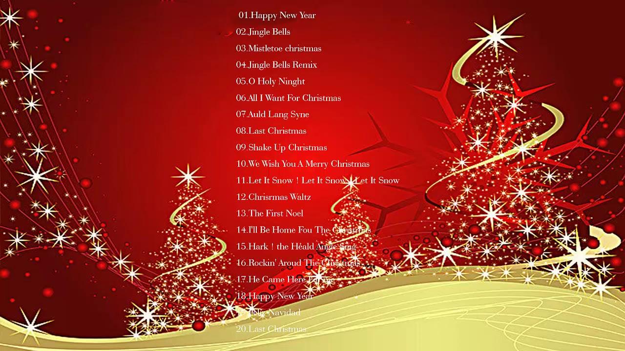 Auguri Di Buon Natale 2020 Video.07 Buon Natale E Felice Anno Nuovo 2020 Canzoni Di