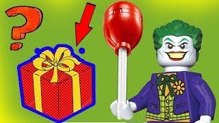 Какую тайну скрывают от Джокера Супергерои? Лего мультики для детей новые мультфильмы 2017