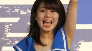 横浜最強のチアダンス♡AYUMIちゃん超かわいい(#^.^#) from DeNA Diana