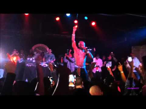 DMX Slippin  @ The Howling Wolf New Orleans 3 13 2014