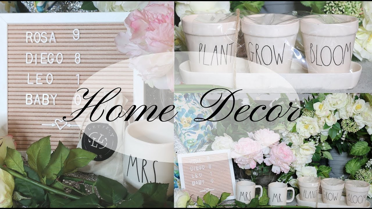 amazon home decor haul home decor 360dollars haul giveaway hg 10342