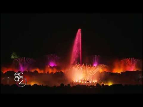 AKSHARDHAM TEMPLE THE ANCIENT SECRET NIGHTTIME SHOW