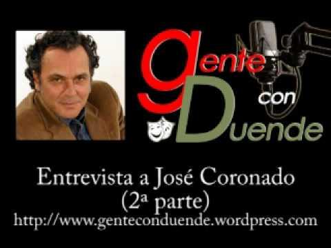 Entrevista a José Coronado (Parte 2)