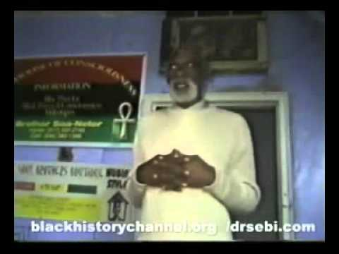 Dr Sebi Cures AIDS Diabetes Cancer etc Part 1